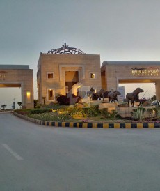 Bahria enclave Islamabad 10 Marla Brand New Luxury House For Sale On Reasonable Price