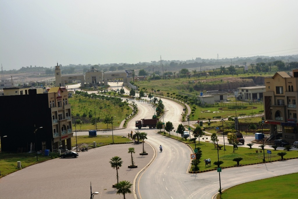 Bahria Enclave islamabad Sector N 8 Marla Street ( 41 C ) Plot Available On Reasonable Price