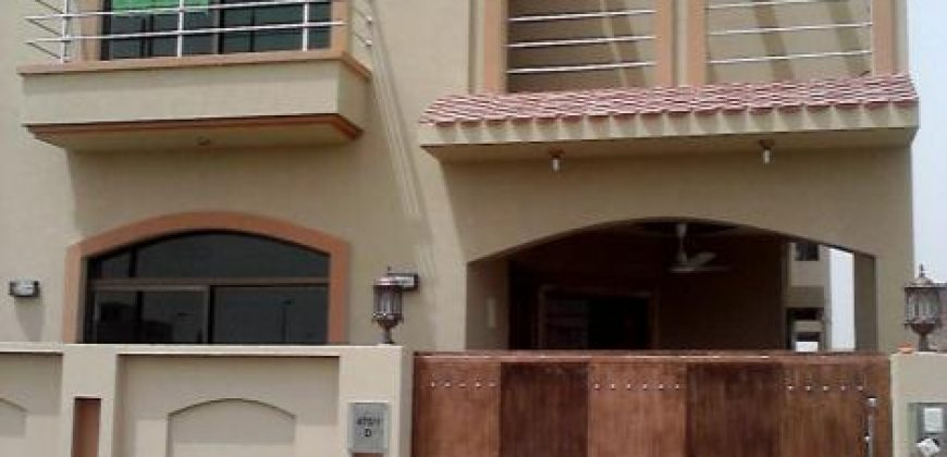 Luxury 1 Kanal House For Sale With Spacious Rooms