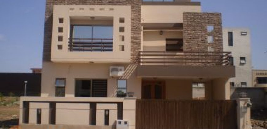 best Chance For Investment And Living House For Sale In Bahria Town Phase 7