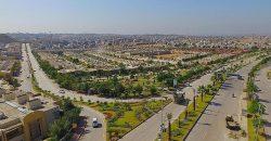 Bahria Town Phase 8 Safari Valley Rafi Block Boulevard Plot For Sale