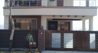 Brand New 10 Marla Double Unit House For Rent In Phase 7