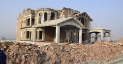 Bahria enclave Islamabad, Hill Top Road 2 Kanal Plot For Sale