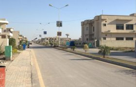 Bahria Enclave 4 Marla Commercial Plot For Sale In Sector-A