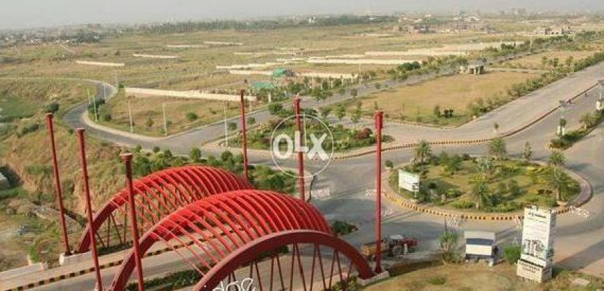Corner + Park Face 1 Kanal Best Location Plot Available For Investment In Gulberg Residencia Islamabad