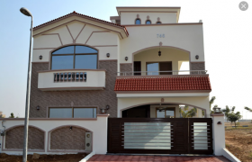 Bahria Garden City – Zone 1 Brand New House Available For Rent