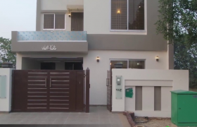 Bahria Enclave Sector B1 5 Marla Full House Is Available For Rent