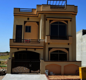 Ghauri Town Phase 4 2 Beds Flat For Rent