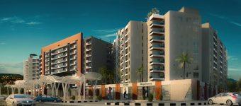 Madina Mall & Residency