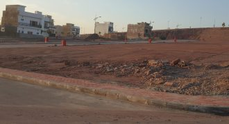 Bahria Enclave Islamabad 5 Marla Plot Ideal Location Ready For Construction Available For Sale .