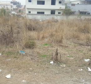 12 Marla 40×80 Jinnah Garden Phase 1 ready Plot For Construction On Main Islamabad Expressway opposite PWD society For Sale