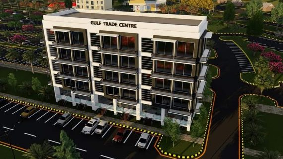 Gulf Arcade Opposite Head Office Of Bahria Enclave Islamabad Best Location Shop For Sale IN Easy Installments