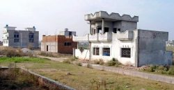 5 Marla Plot For Sale give 11 lac Start Construction Remaining In Easy Installments of 2 years