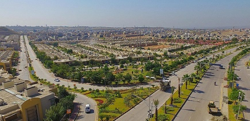 10 Marla Bahria Town Phase 8 Sector F-1 possesion Plot For Sale Ready For Construction