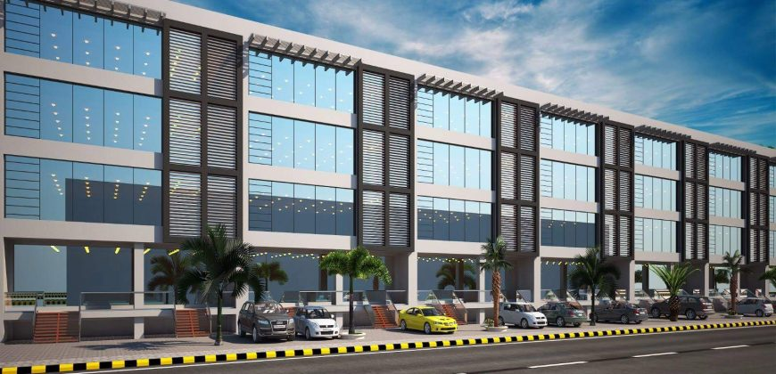 Shelters Arcade Bahria Enclave Islamabad Mezanine Shop For Sale on Easy Installments