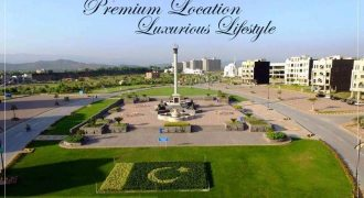 Lower Ground Shop For Sale Bahria Enclave Islamabad On Easy Installments Best Location on Main Boulevard Ideal For Investment and Business Excellent Rental Value