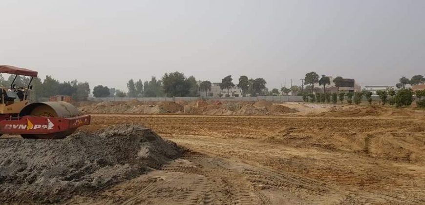 3 Marla, Possession-able plot in Al-Kabir Town Phase-2, Block B