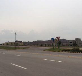 Bahria Enclave Sector-J 8 Marla Plot For Sale.