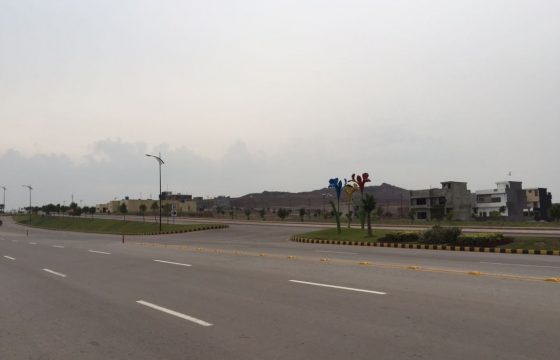 Bahria Enclave Sector-J 8 Marla Plot For Sale.