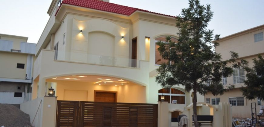 bahria enclave Islamabad sector C-1, 10 Marla brand new house for sale