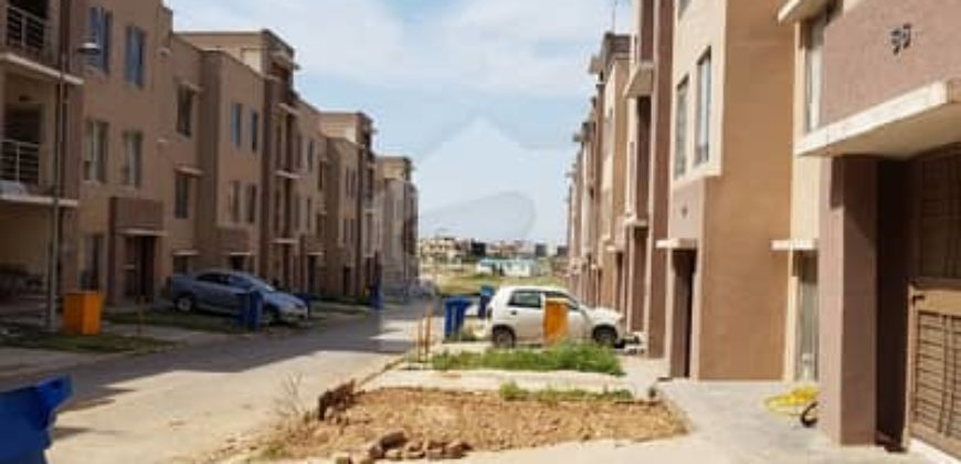 Bahria Town Rawalpindi 2 bed Ready Apartment For Sale On Ground Floor It Is Sure To Be A Profitable Deal For Any Genuine Client.