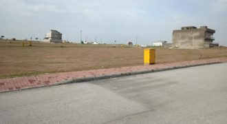 5 Marla Ready Plot Sector M Bahria Town Phase 8 Best For Investment & Residence