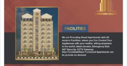 Don't miss a chance to own your own apartment in Heart of Twin City Bahria Town Apartment For Sale In Easy Instalments