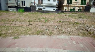 10 Marla REady Plot In Sector E Bahria Town Phase 8 Rawalpindi near to middle ring road hospital school mosque and market having Very Good location.