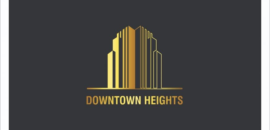 Down Town Heights Special 20 % Discount In Price Before Eid Booking Bahria Town Phase 8 Smart Apartment For Sale On Easy Instalment Down Payment 30 % remaining In 36 month Installments