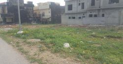 7 Marla plot Usman Block Safari Valley Bahria Town Phase 8 For Sale Ready For Construction Ideal For Builder Investment