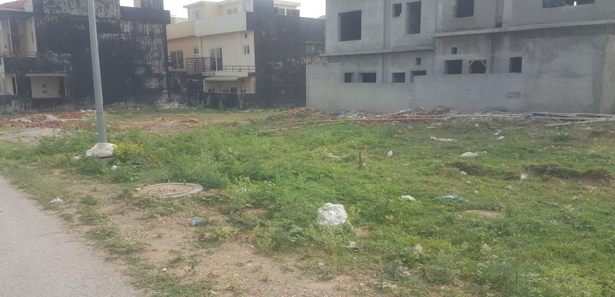 Bahria Town Phase 8 Rawalpindi Safari Valley 5 Marla Plot For Sale Reasonable Price