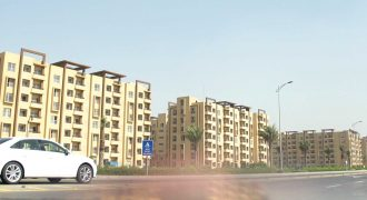 Flat Is Avaiable For Sale In Bahria Town Bahria Heights, Bahria Town Karachi, Karachi, Sindh