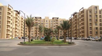 Karachi Bahria Town Apartment For Sale On Easy Instalments