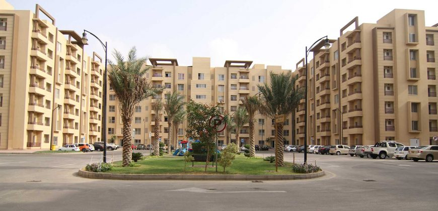Apartment 2 Bedroom For Sale In Bahria town Karachi On Easy Instalment